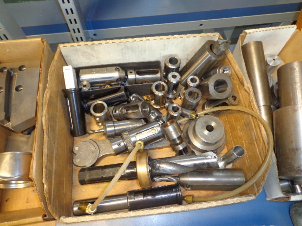 Nakamura Slant 3 Tooling Parts - Image 9 of 19