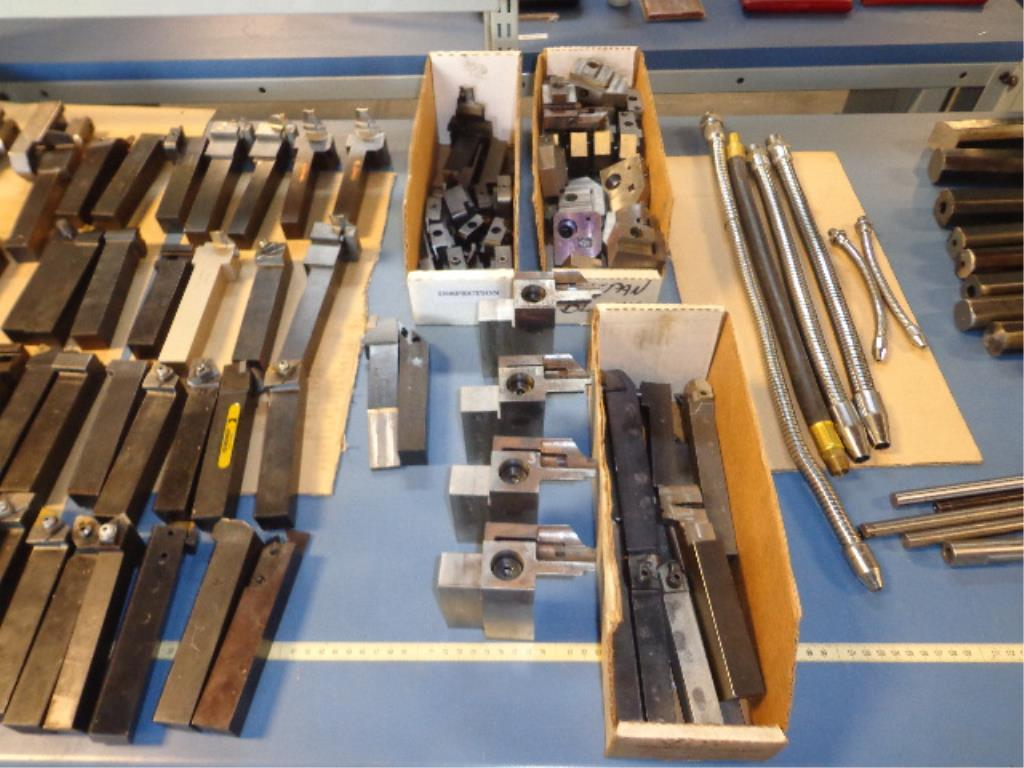 Nakamura Slant 3 Tooling Parts - Image 16 of 19