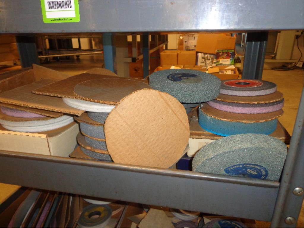 Assorted Grinder Wheel Sanders - Image 6 of 8