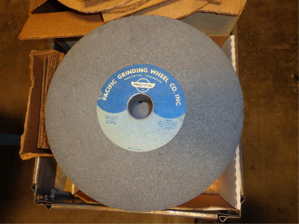 Assorted Grinder Wheel Sanders - Image 5 of 8