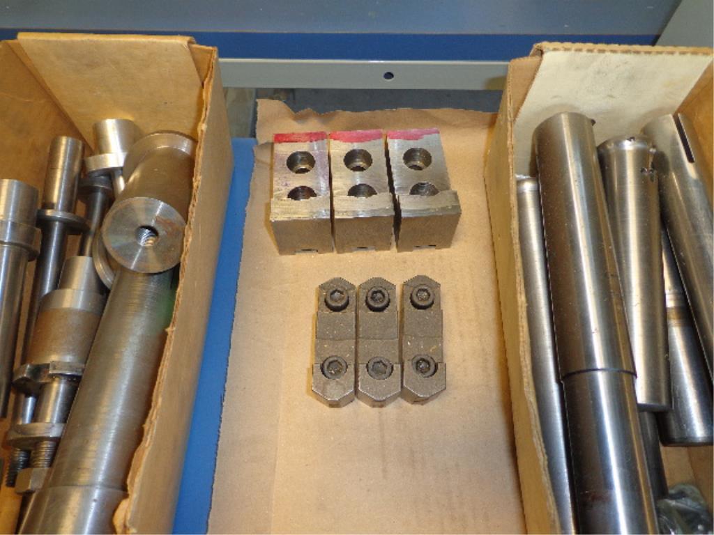 Nakamura Slant 3 Tooling Parts - Image 6 of 19