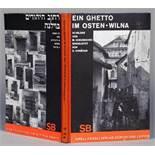 M. Vorobeichic [Moï Ver]. Ein Ghetto im Osten · Wilna. 65 Bilder. Eingeleitet von S. Chneour.