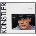 Dirk Reinartz. Künstler. 114 Porträts. Göttingen, Steidl 1992. Mit 114 ganzseitigen