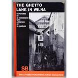 M. Vorobeichic [Moï Ver]. The Ghetto Lane in Vilna. 65 Pictures. Preface by S. Chneour. Zürich/