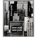 György Lörinczy. New York, New York. [Budapest], Magyar Helikon 1972. Mit 108 meist ganz- bzw.