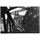 Hermann Claasen. Trümmerbilder. Fünf Fotografien. 1947–1949/1990. 18,0 : 25,5 cm. Exemplar 17/