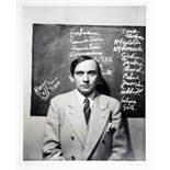 Michel Seuphor. 10 Fotografien (Künstlerporträts). 1929–1930/1976. Meist ca. 26 : 20 cm. Signiert