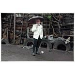 Lukas Pusch. Vienna Voodoo. 18 Farbfotografien (Fujicolor Paper). 2006. 45 : 30 cm. Signiert,