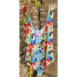 735 Pieces, Disney's Princess Girls Children's Bodysuit, new with tags **Lot located in Miami, FL*