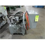 Continental Hydraulics Model PVR15-20B10-RM-0-1-6 100 Gallon Hydraulic Power Pack
