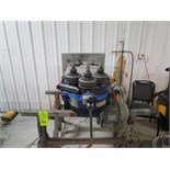 Tauring Model BS45 3-Roll Manual Angle Bending Roll