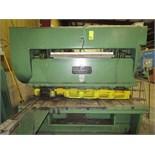 """Cleveland Model 80-6 6' x 1/2"""" Mild Steel Hydraulic Shear"""