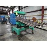 "Press Equipment 32"" Conveyor"