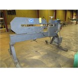 """May Tool Model MTC-52H 52"""" x 12-Gauge Stainless Rotary Shear"""