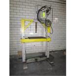 50 Ton Hydraulic Press