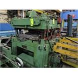 Brandes 75 Ton High Speed Blanking Press