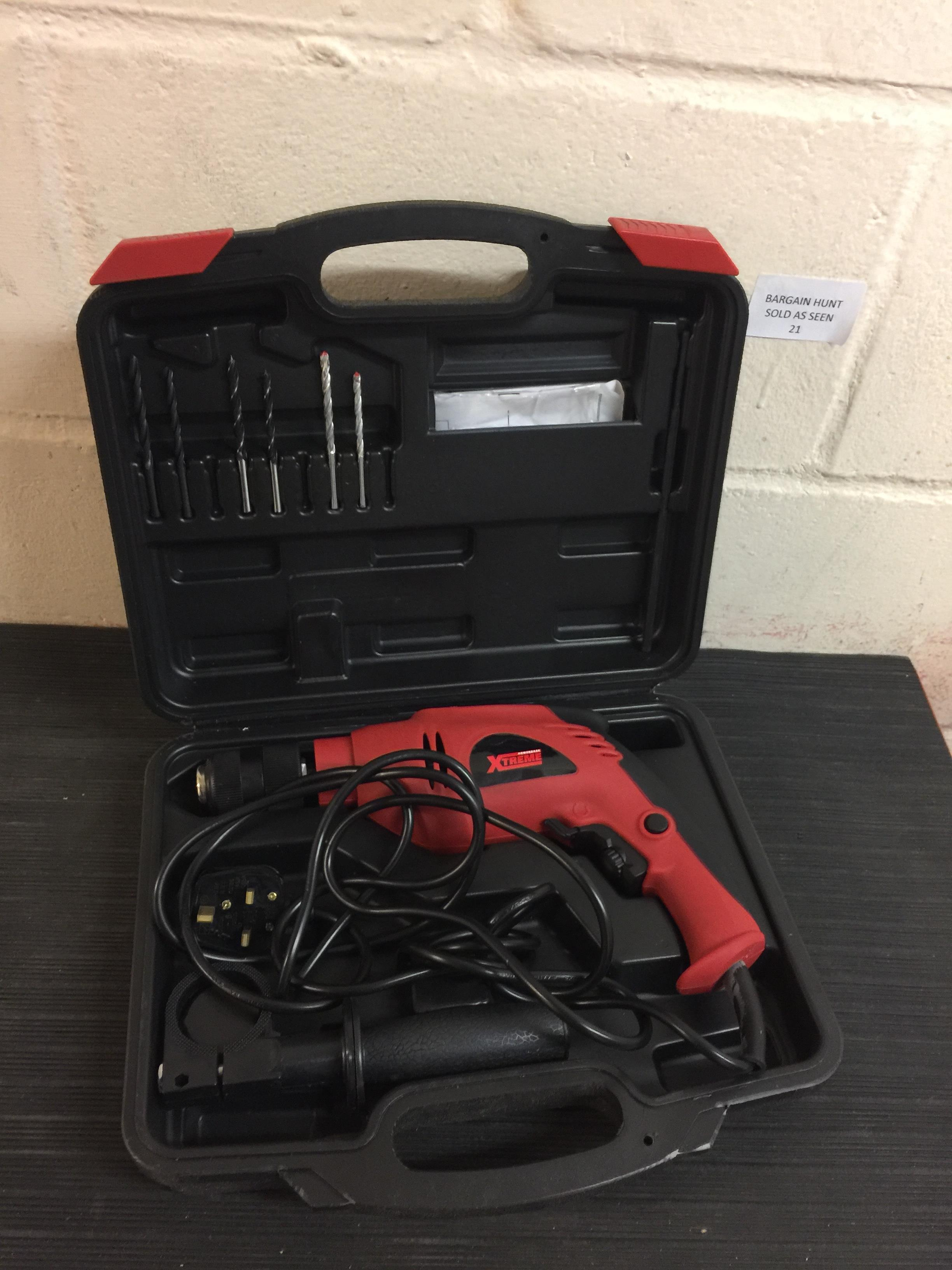 Lot 21 - Powerbase Xtreme Drill