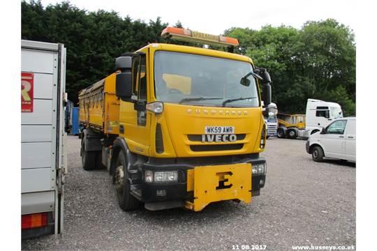 IVECO EUROCARGO (MY 2008) - 5880cc Diesel REG NO:WK59AWR