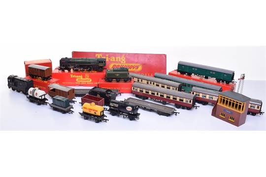 Triang Railways OO Gauge R 259 Britannia Locomotive, 4-6-2