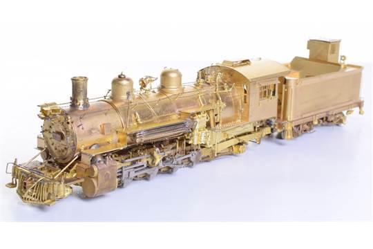 Iron Horse Models, brass On3 gauge D&RGW class K-37 #491 2-8