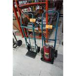 2 Wheel Steel Hand Carts