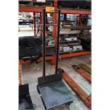 SLM2020-53 Winch Operated Platform Lift Stacker