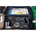 Bosch SDS Plus Bulldog Xtreme Rotary Hammer Drill