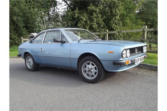 Worksheet. EXTRA LOT A 1981 Lancia Beta 1600 coup registration number XGP