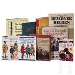 Neun Bücher zum Thema US amerikanische Geschichte