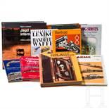 Neun Bücher zum Thema Jagd und Feuerwaffen