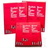 Erlmeier/Brandt - drei Bände zum Thema Patronen