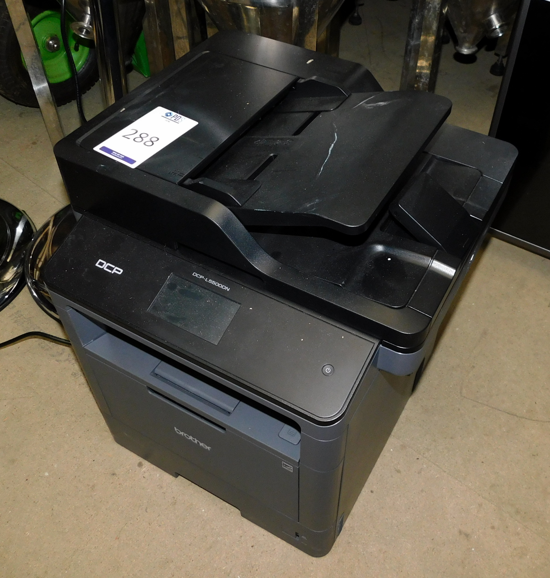 Los 288 - Brother DCP-L5500DN Multi Function Printer (Located Upminster – See General Notes for Full Address)