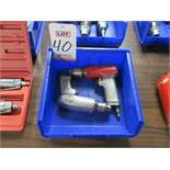 """LOT - (2) 3/8"""" PNEUMATIC DRILLS: (1) SNAP-ON #PDR3A AND (1) CP #787"""