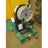 GREENLEE #855 SMART BENDER POWER CONDUIT BENDER, S/N ZWO34 9 KH