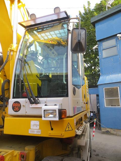 Colmar T10000FS road / rail excavator s/n 8753 (2016) running hours approx 2,080 c/w Euro 5 DPF. - Image 4 of 13