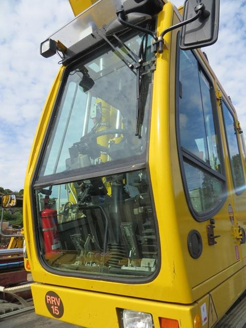 Liebherr A900C ZW road / rail excavator s/n 364 (2013) running hours approx 2,500. On-Track Plant - Image 5 of 12