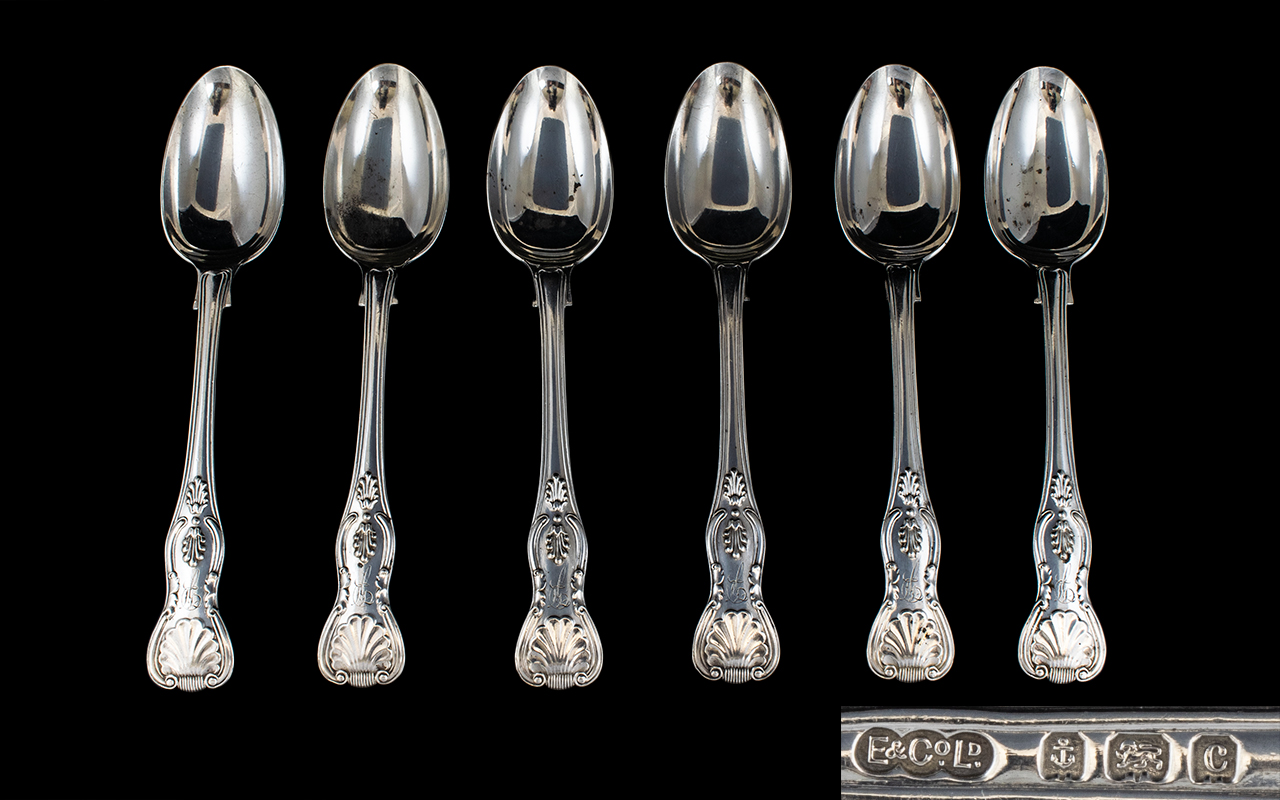 Lot 113 - Elkington & Co Wonderful Quality Set of