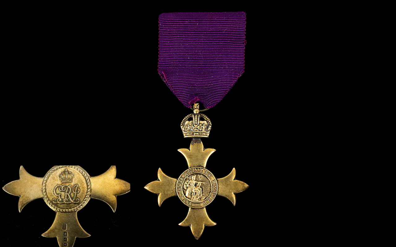 Lot 155 - The Most Excellent Order of The British