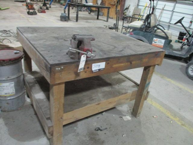 Table Vise - Image 2 of 2