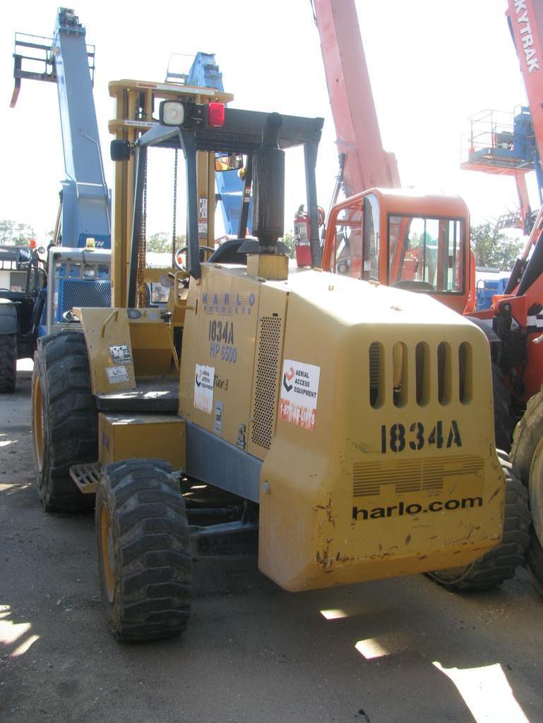Harlo Forklift - Image 3 of 5