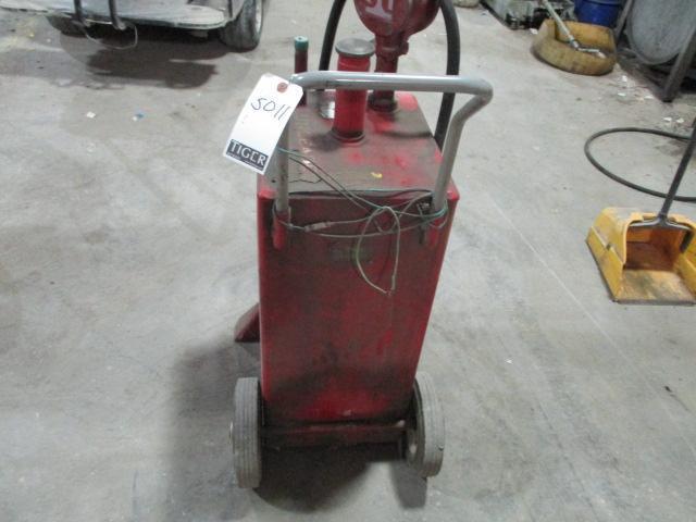 Portable Gas Tank - Image 5 of 5