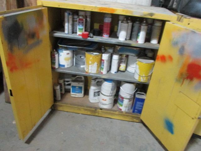 Flammable Proof Cabinet - Image 2 of 2