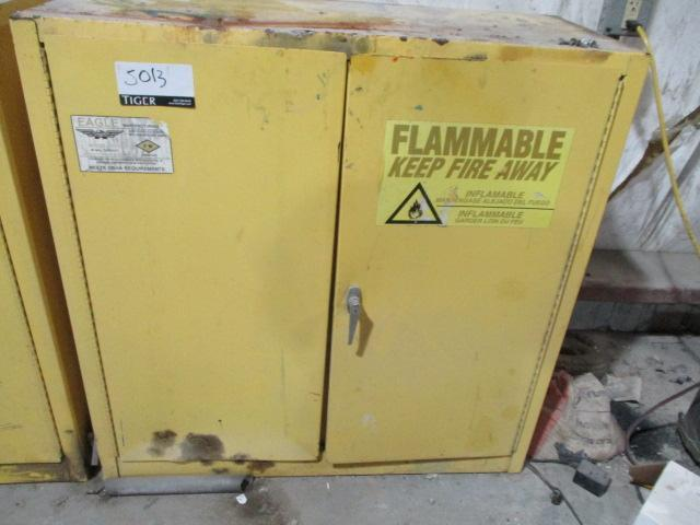 Flammable Proof Cabinet