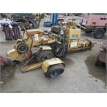 SC222 STUMP GRINDER, W/ TRAILER (OUT OF SERVICE)