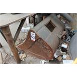 "34"" WAINROY EQUIPMENT BUCKET"