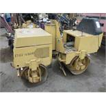 SIT DOWN WACKER COMPACTOR, MODEL RD660B (OUT OF SERVICE)