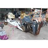BOBCAT BACKHOE ATTACHMENT, MODEL 8811BACKHOE, S/N 630100477