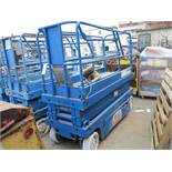 "SCISSOR LIFT, 30"" X 88"" PLATFORM (OUT OF SERVICE)"