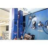 Branson 2000 ultrasonic welder, Actuator ao 3.0, 2001 Branson power supply Model 2000bdc 20:2.2 **