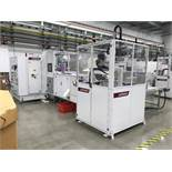 2015 Whittmann robotic inter molded label placing system, robot type W837-0139, article number